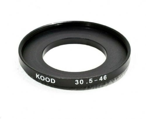 Stepping Ring 30.5mm - 46mm Step Up Ring 30.5-46mm 30.5mm to 46mm Ring